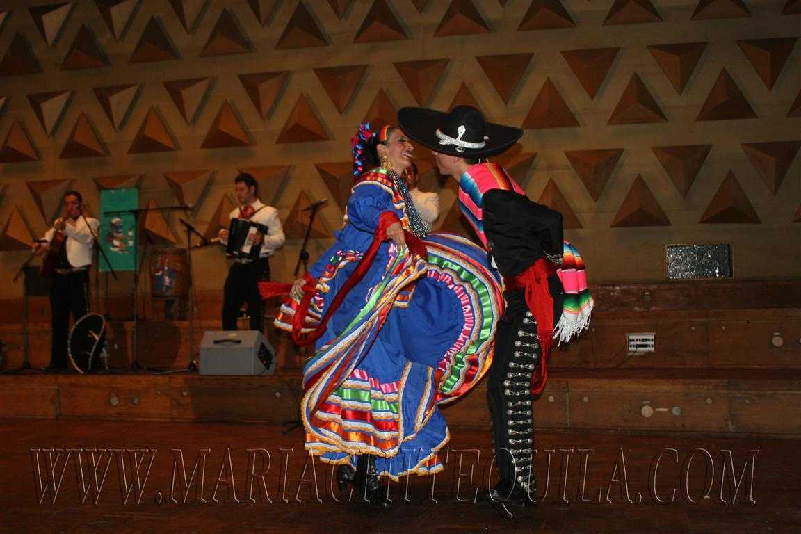 Mariachi En Barcelona Baile