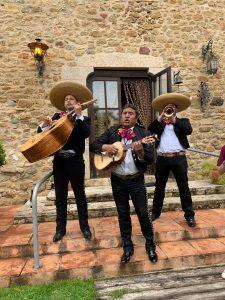 Mariachis Barcelona 3 músicos