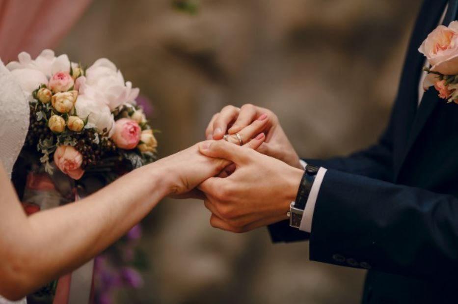 La fecha de la boda